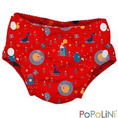 Plenkové plavky ptáci Popolini - S