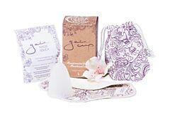 Menstruační kalíšek Gaia cup - L