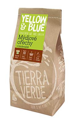 Mýdlové ořechy na praní v biokvalitě Y&B