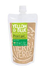 Prací gel bez vůně (sáček uzávěr 250 ml) Y&B
