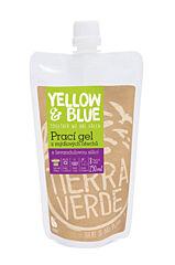 Prací gel levandule (sáček uzávěr 250 ml) Y&B