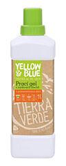 Prací gel z mýdlových ořechů s pomerančovou silicí Y&B - 1 litr