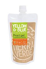 Prací gel pomeranč (sáček uzávěr 250 ml) Y&B