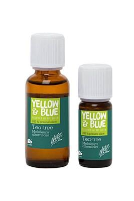 Silice Tea-Tree Oil Y&B