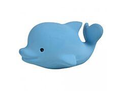 Tikiri Ocean buddies - chrastítko a kousátko - Delfín