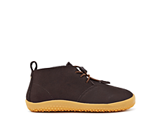 Vivobarefoot GOBI K Leather DK Brown - 31