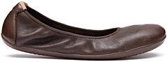 Vivobarefoot JING JING 2 L Leather Brown -36