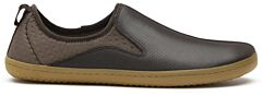 Vivobarefoot SLYDE M Leather DK Brown - 41