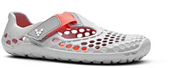 Vivobarefoot ULTRA K Light Grey Neon Orange Bloom - 30