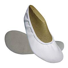 Taneční barefoot cvičky EVELÍ TK bílá - 26