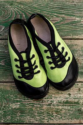 Barefoot Tenisky Wins B21 Zelená