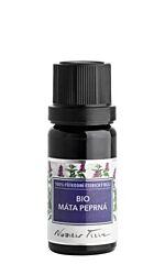 Éterický olej bio máta peprná 10ml - Nobilis Tilia