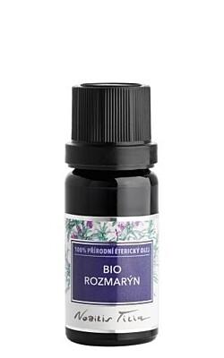 Éterický olej bio Rozmarýn - Nobilis Tilia