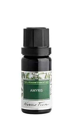 Éterický olej amyris 10ml - Nobilis Tilia