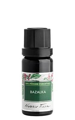 Éterický olej Bazalka - Nobilis Tilia