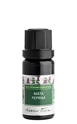Éterický olej Máta peprná - Nobilis Tilia
