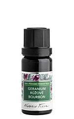 Éterický olej geranium růžové, bourbon 5ml - Nobilis Tilia