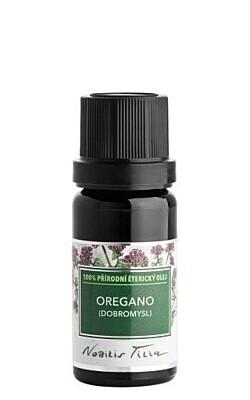 Éterický olej oregano (dobromysl) 10ml - Nobilis Tilia