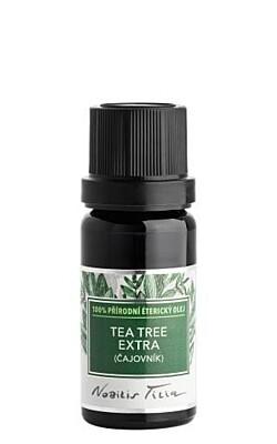 Éterický olej Tea tree extra (čajovník) - Nobilis Tilia