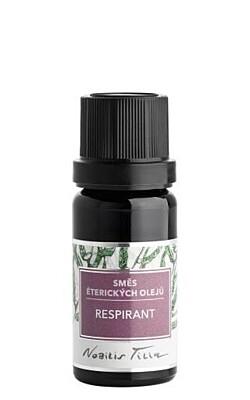 Směs éterických olejů respirant 10ml - Nobilis Tilia