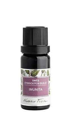 SMĚS ÉTERICKÝCH OLEJŮ IMUNITA  - Nobilis Tilia