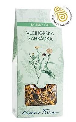 Čaj vlčihorská zahrádka 50 g Nobilis Tilia