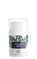Tea tree krém 50ml - Nobilis Tilia