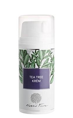 Čisticí krém Tea extra - Nobilis Tilia