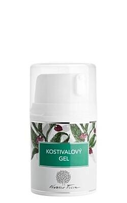 Kostivalový gel 50ml - Nobilis Tilia