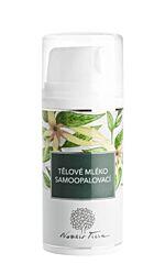 Tělové mléko samoopalovací 100ml - Nobilis Tilia
