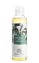 Koupelový olej neutrální 200ml - Nobilis Tilia