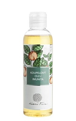 Koupelový olej Imunita - Nobilis Tilia