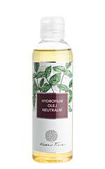 Hydrofilní olej neutrální 200ml - Nobilis Tilia