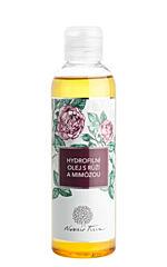 Hydrofilní olej s Růží a mimózou 200ml - Nobilis Tilia