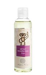 Dětský masážní olej Žofie 200ml - Nobilis Tilia