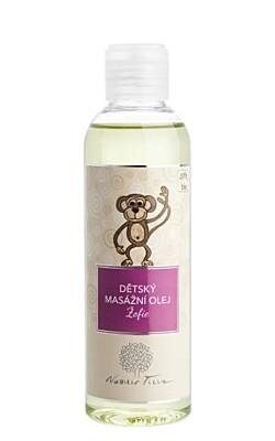 Dětský masážní olej Žofie - Nobilis Tilia