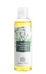 Tělový a masážní olej radost ze života 200ml - Nobilis Tilia