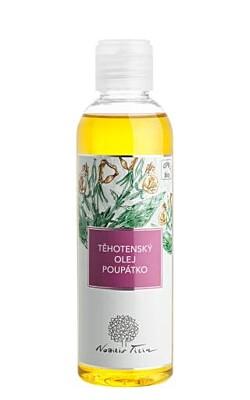 Těhotenský olej Poupátko (Těhotenský masážní olej Poupátko) - Nobilis Tilia