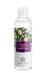 Pleťová voda citron-grep 200ml - Nobilis Tilia
