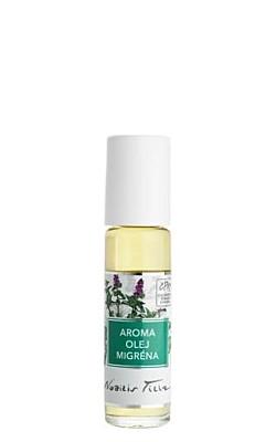 Aroma olej migréna 10ml - Nobilis Tilia