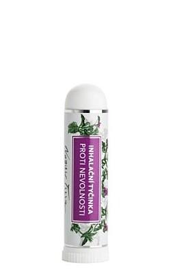 Inhalační tyčinka proti nevolnosti 1ks - Nobilis Tilia