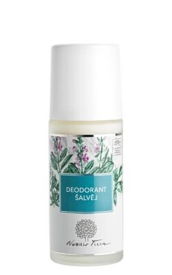 Deodorant šalvěj 50ml - Nobilis Tilia