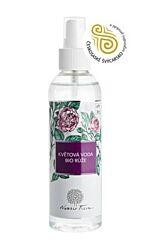 Květová voda BIO Růže 200ml plast - Nobilis Tilia