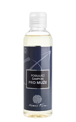 Posilující šampon pro muže 200ml - Nobilis Tilia