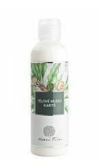 Tělové mléko karité 200ml - Nobilis Tilia