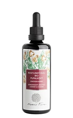 Pupalkový olej bio - Nobilis Tilia