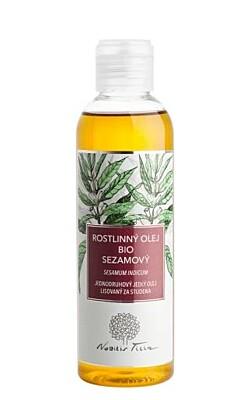 Sezamový olej bio - Nobilis Tilia