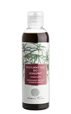 Konopný olej bio - Nobilis Tilia