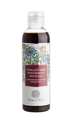 Posilující směs rostlinných olejů - Nobilis Tilia