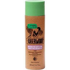 Sprchový gel pro kojence a děti 200 ml VEG - pro vlásky a tělo - Überwood